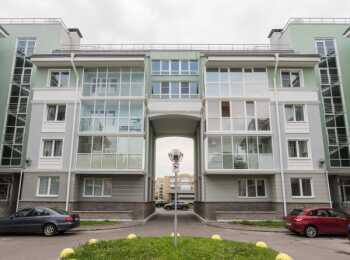 Разновысотные корпуса - 4-5 этажей